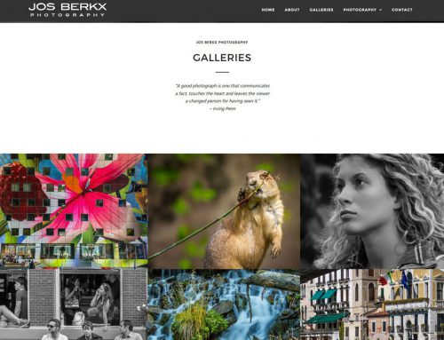 JosBerkx.nl – Photography portfolio